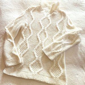 Luxe chunky knit sweater Victoria's Secret, moda